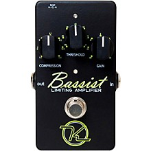 Open Box Keeley Bassist Limiting Amplifier Bass Compression Pedal