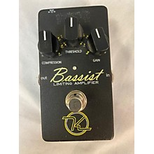 Keeley Bassist Limiting Amplifier Bass Effect Pedal