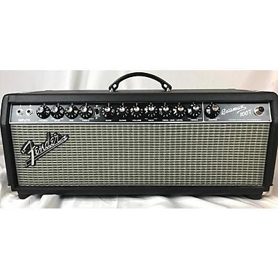 Fender Bassman 100T 100W Tube Bass Amp Head