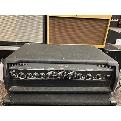 Fender Bassman 400W Tube Bass Amp Head