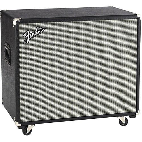 Fender Bassman Pro 115 1x15 Neo Bass Speaker Cabinet Black