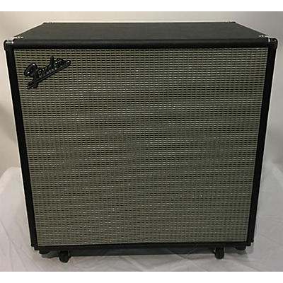 Fender Bassman Pro 410 4x10 Neo Bass Cabinet