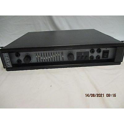 Yorkville Bassmaster 400 Bass Amp Head
