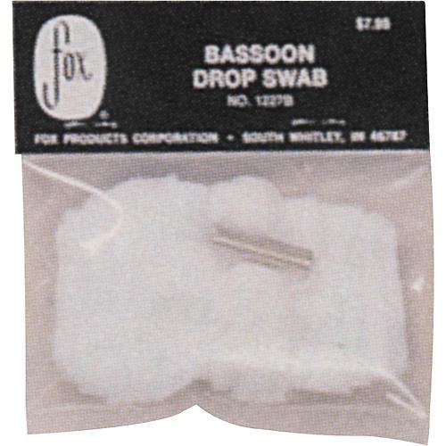 Fox Bassoon Drop Swab