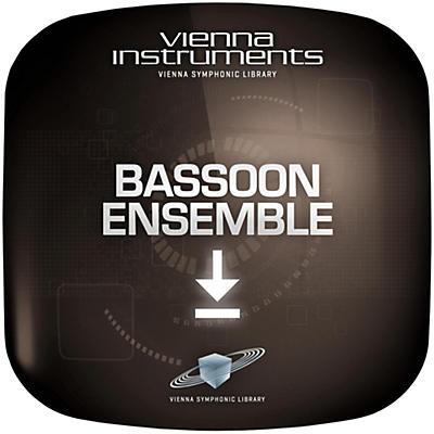 Vienna Instruments Bassoon Ensemble Full