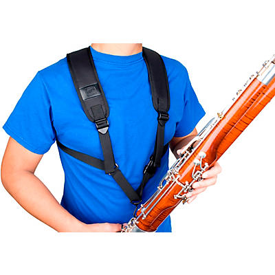 Protec Bassoon Harness, Deluxe Padded