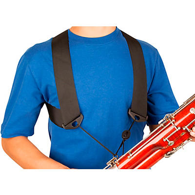 Protec Bassoon Nylon Harness (Large, Unisex)