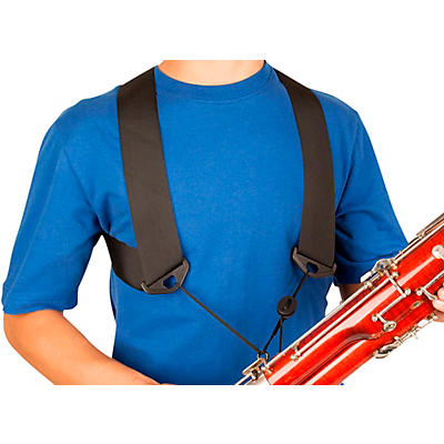 Protec Bassoon Nylon Harness (Medium, Unisex)