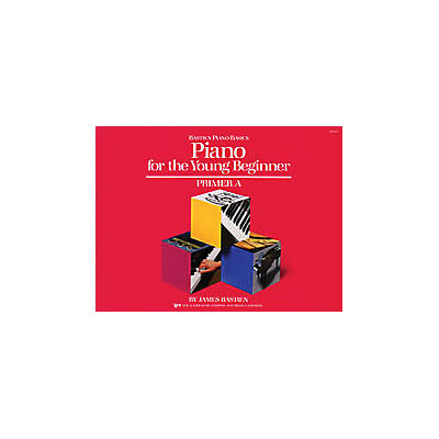 KJOS Bastien Piano Basics: Piano for The Young Beginner Primer A