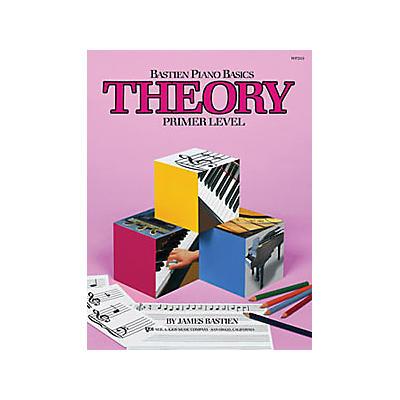 KJOS Bastien Piano Basics Theory Primer