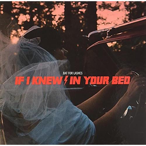 Alliance Bat for Lashes - If I Knew (Magenta Vinyl)