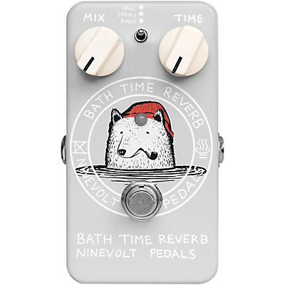 Animals Pedal Bath Time Reverb Effects Pedal