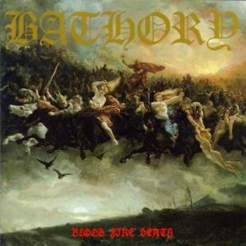Alliance Bathory - Blood Fire Death (Picture Disc Vinyl)