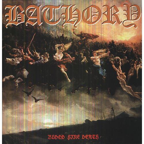 Alliance Bathory - Blood Fire Death