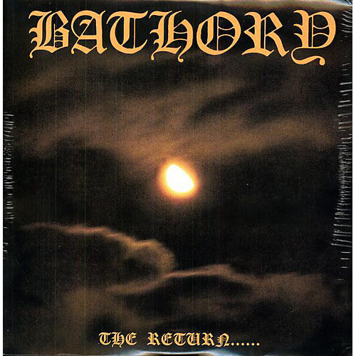Alliance Bathory - Return of the Darkness & Evil