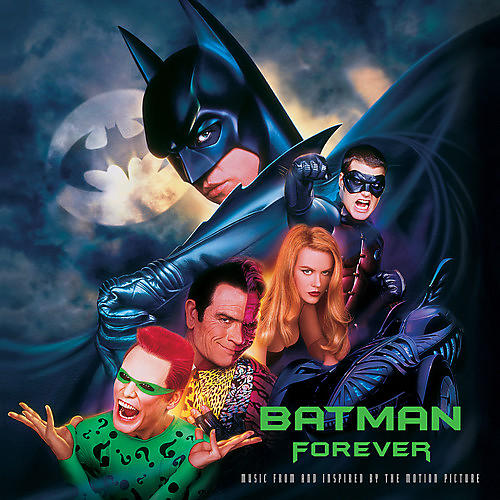 Alliance Batman Forever: Music Motion Picture