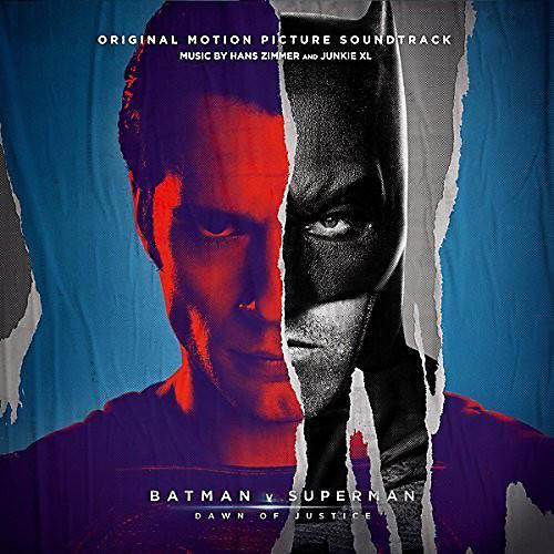 Alliance Batman V Superman: Dawn of Justice (Original Soundtrack)