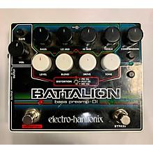 Electro-Harmonix Battalion Bass Effect Pedal