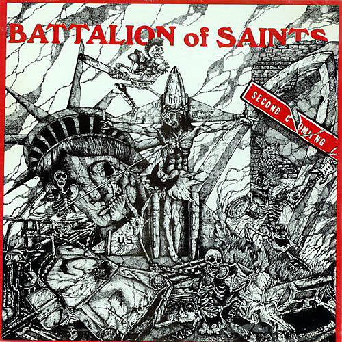 Alliance Battalion of Saints - Second Coming/Live At CBGB's 1984