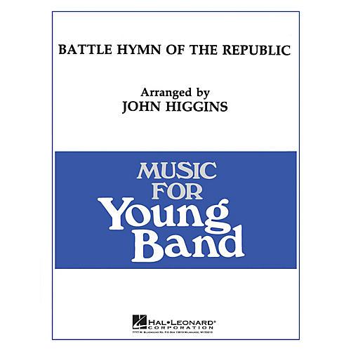 Hal Leonard Battle Hymn of the Republic - Young Concert Band Level 3 arranged by John Higgins