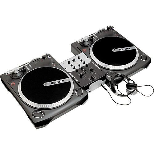 Numark Battle Pak DJ System