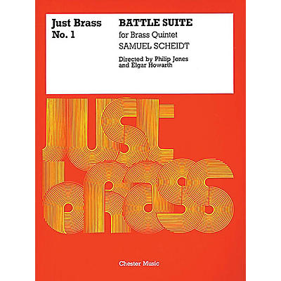 Chester Music Battle Suite (Just Brass No.1) Music Sales America Series