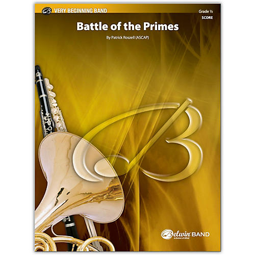 BELWIN Battle of the Primes Conductor Score 0.5 (Very Easy)