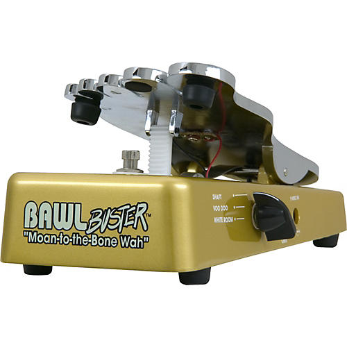 Snarling Dogs Bawl Buster Bass Wah