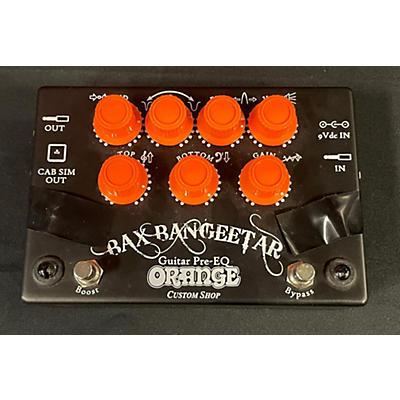 Orange Amplifiers Bax Bangeetar Footswitch