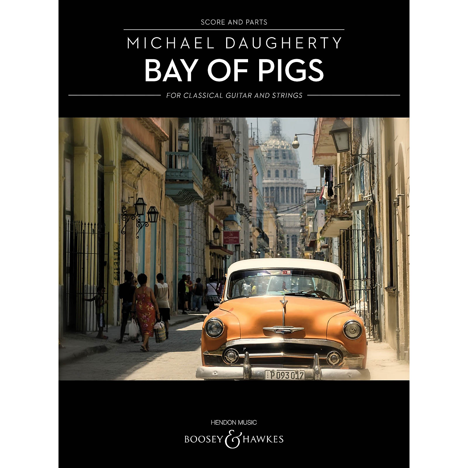 Boosey and Hawkes Bay of Pigs Boosey & Hawkes Chamber Music Series Softcover Composed by Michael Daugherty