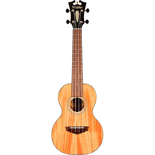 D'Angelico Bayside Concert Ukulele Mahogany Condition 1 - Mint Natural