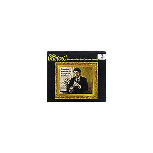 Olivieri Bb Clarinet Reeds Strength 4