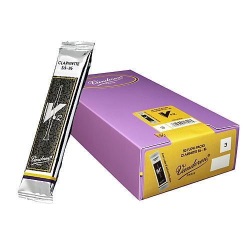 Vandoren Bb Clarinet V12 Reed Box of 50