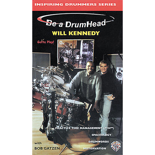 Alfred Be A Drumhead DVD