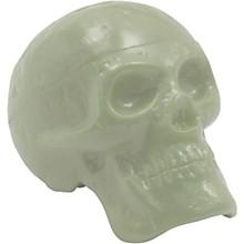 Beadbrain Skull Rhythm Shaker Glow in the Dark