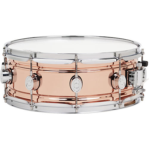 PDP by DW Beaded Copper Snare Drum