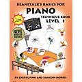 Willis Music Beanstalk's Basics for Piano - Technique Books (Level 1) Willis Series Softcover with CD by Cheryl Finn thumbnail