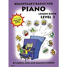 Willis Music Beanstalk's Basics for Piano (Lesson Book Book 3) Willis Series Written by Cheryl Finn