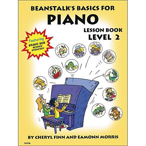Willis Music Beanstalk's Basics for Piano Lesson Book Level 2