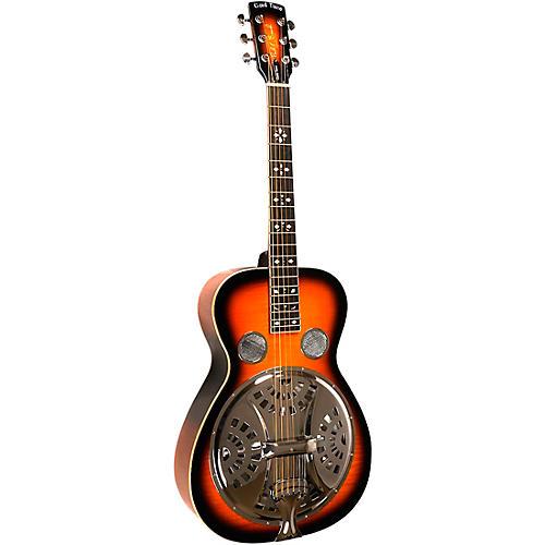 Gold Tone Beard Signature Series Deluxe Resonator Guitar Round Neck