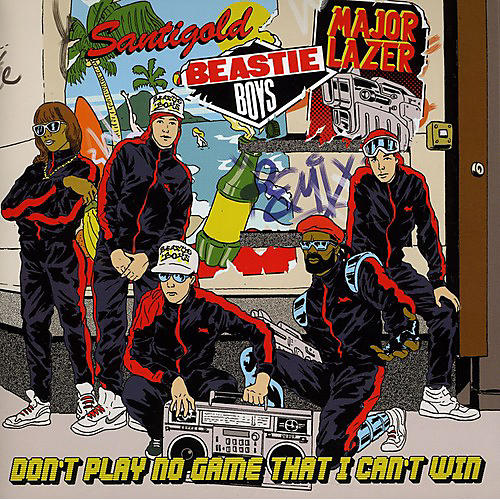 Alliance Beastie Boys - Don't Play No Game That I Can't Win