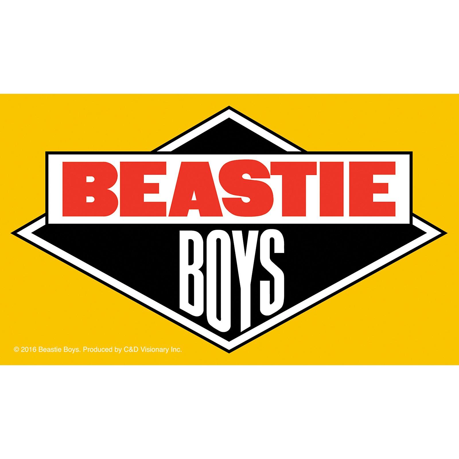 C&D Visionary Beastie Boys License To Ill Sticker