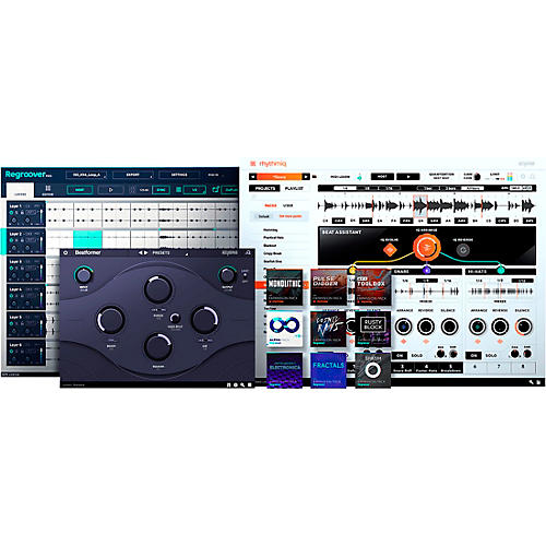 Accusonus Beat Making Bundle 2 (Download)