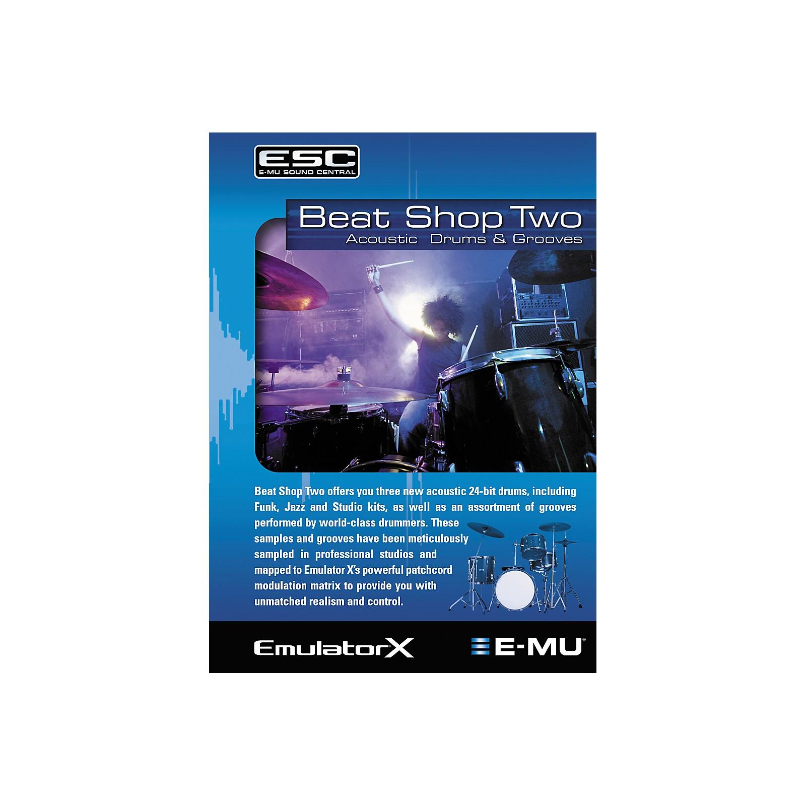 E-mu Beat Shop Two Sample CD-ROM