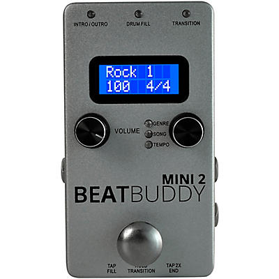 Singular Sound BeatBuddy MINI 2 Drummer Pedal
