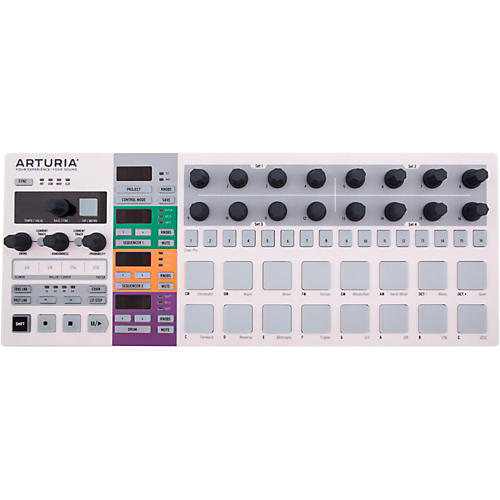 Arturia BeatStep Pro Controller & Sequencer