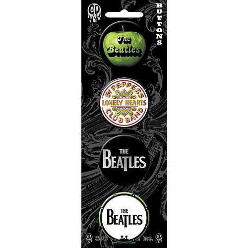 C&D Visionary Beatles Button set (4 piece)