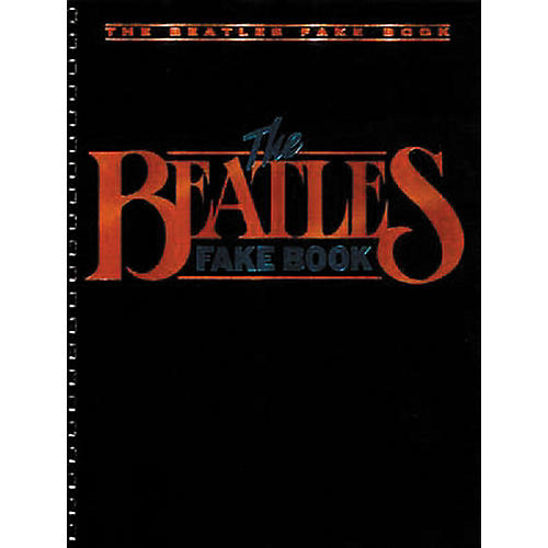 Hal Leonard Beatles Fake Book
