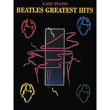 Hal Leonard Beatles Greatest Hits For Easy Piano