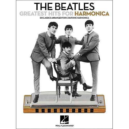 Hal Leonard Beatles Greatest Hits Harmonica